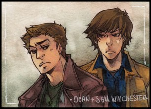 supernatural_aceo_by_xmenoux-d477wny