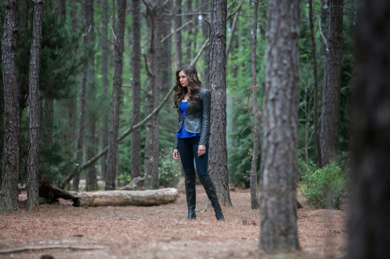 TVD 4x22 The Walking Dead - Katherine