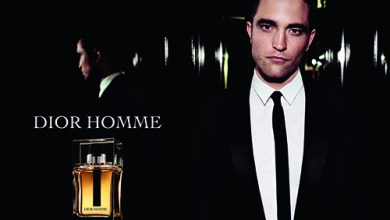 Photo de Dior et Robert Pattinson, Une nouvelle histoire d'amour