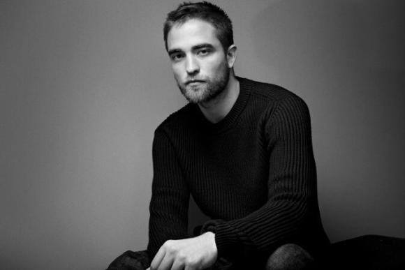 Photo de Robert Pattinson Pour Dior ©Dior