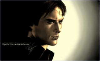 Fanart Damon Only 2