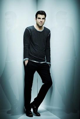 Zachary Quinto - Spock2