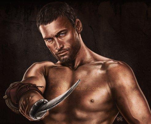 Spartacus by *Cyzra