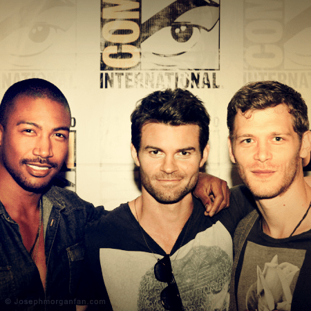 the originals comic con 2013