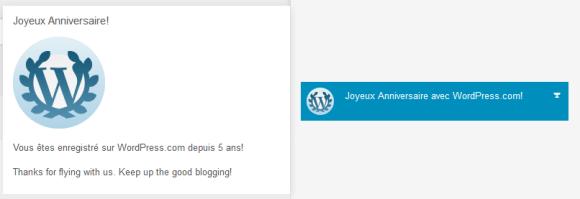 Wordpress+Anniversaire