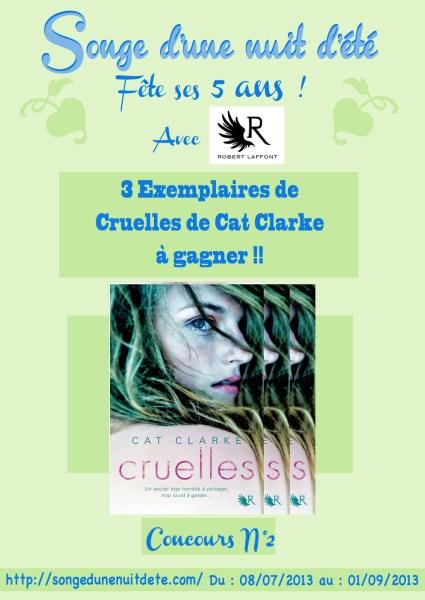 Concours-2---Cruelles---robert-Laffont