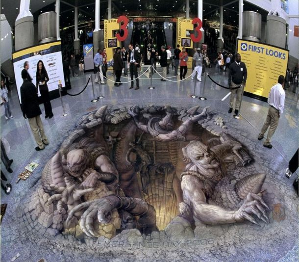 Gears_of_War by Kurt Wenner