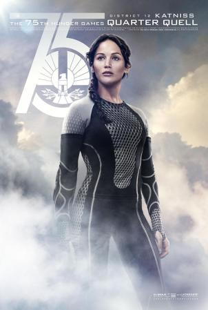 Hunger Games 2 CatchingFire poster1
