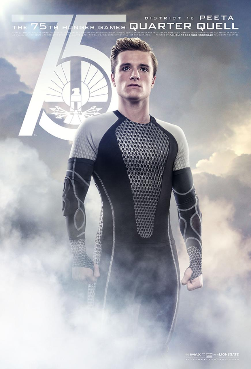 Hunger Games 2 CatchingFire poster2