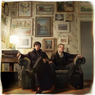 sherlock_and_john_by_hoo0-d5aklwn