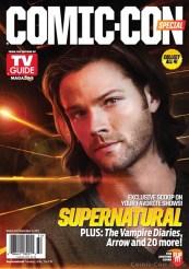 Supernatural - Jared Padalecki - Comic Con 2013
