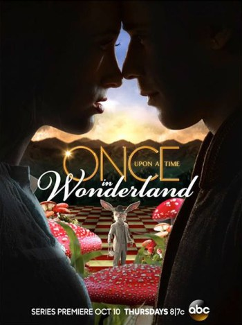 Once Upon A Time In Wonderland - 008