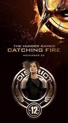 Hunger Games 2 - Affiches VO 001