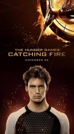 Hunger Games 2 - Affiches VO 004