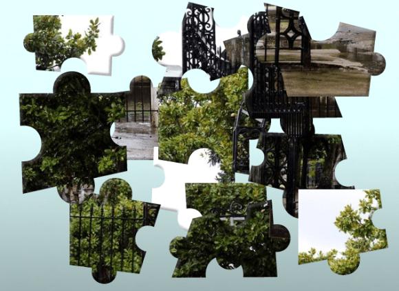 image puzzle personnage mystère