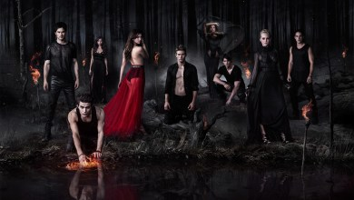 Photo of The Vampire Diaries – Le poster de la saison 5