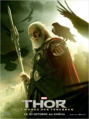 Affiche Thor 2 Le monde des ténèbres 07