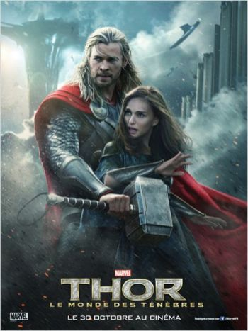 Affiche Thor 2 Le monde des ténèbres 09