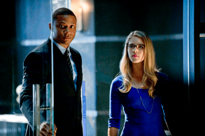 Arrow - S02E01 - Stills