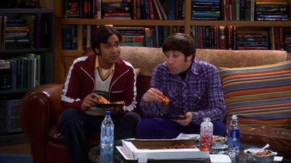 Howard et Raj (The Big Bang Theory)