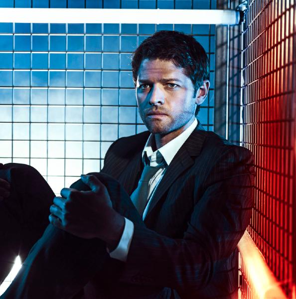Supernatural S9 Castiel