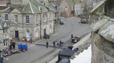 The Outlander - Photos tournages - 003
