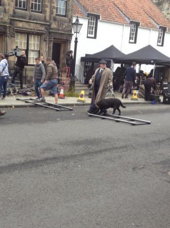 The Outlander - Photos tournages - 006