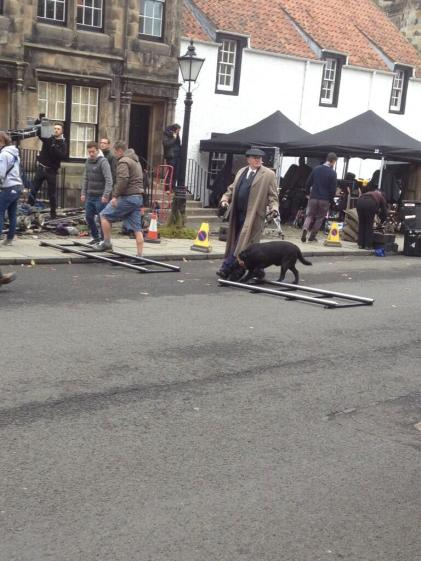 The Outlander - Photos tournages - 006