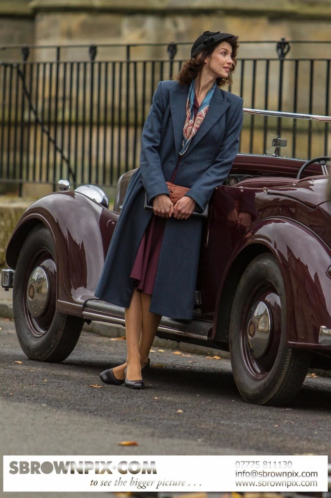 The Outlander - Photos tournages - 007