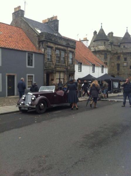 The Outlander - Photos tournages - 008
