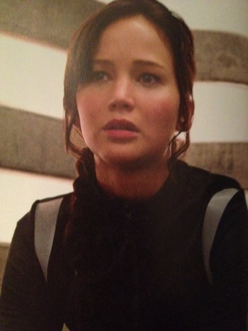 Hunger Games 2 : scan US Weekly