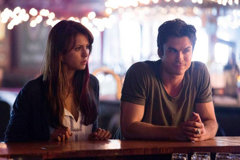 TVD 1x03 Original Sin - Elena Damon