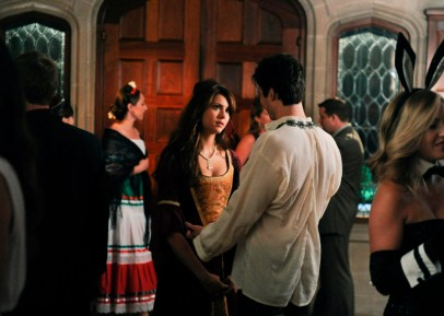 TVD 5x05 Monster's Ball - Elena et Damon