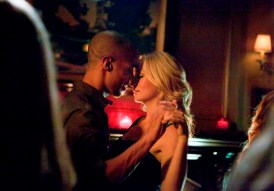 TVD 5x08 Dead Man on Campus - Caroline & Jesse