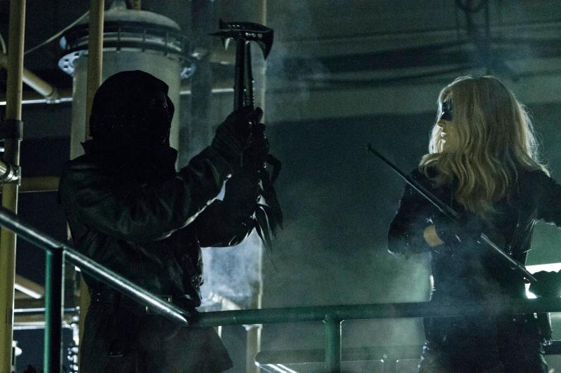 Arrow - S02E05 - Stills