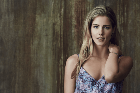 Arrow - Photoshoot - Emily Bett Rickards