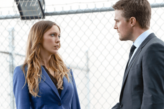 Arrow - S02E05 - Stills