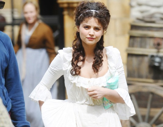 Death comes to Pemberley - Lydia