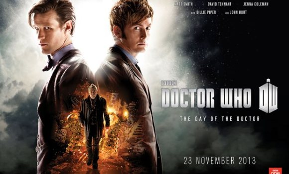 Doctor Who – The Day Of The Doctor - Poster
