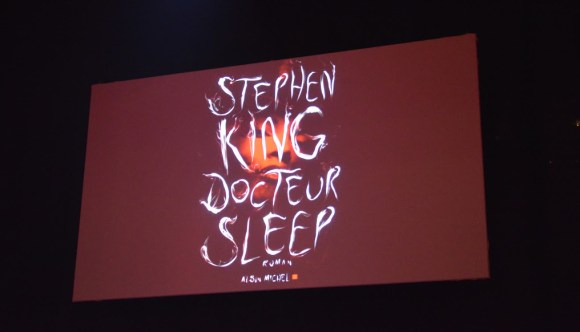 Stephen King au Grand Rex - 16-11-2013