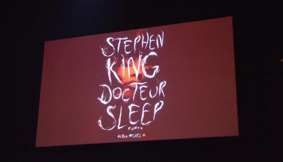 Stephen King au Grand Rex - 16-11-2013