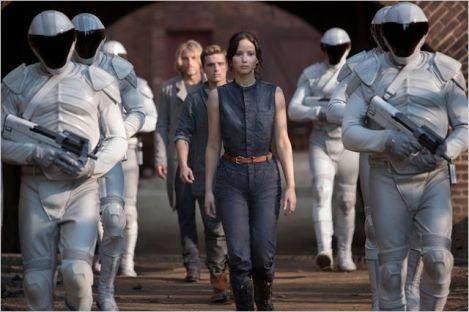 Hunger Games 2 - L'Embrasement de Francis Lawrence - 012