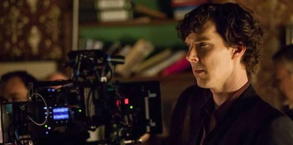 Sherlock S3 Behind the Scenes 1