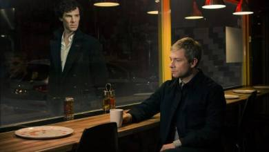 Photo de Sherlock Saison 3 : Première image dévoilée!