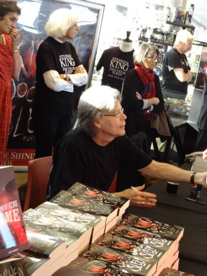 Stephen King - 13-11-2013- MK2- Bibliotheque- 05