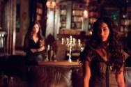 TVD 5x07 Death and the Maiden - Katherine & Tessa