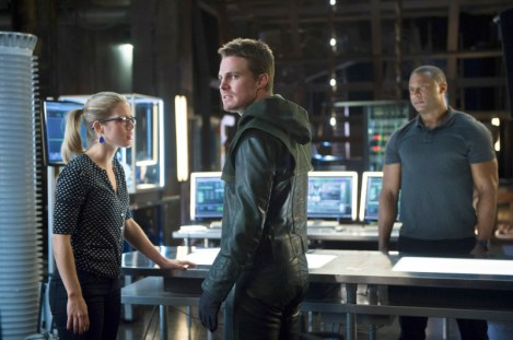 Arrow - S02E09 - Stills