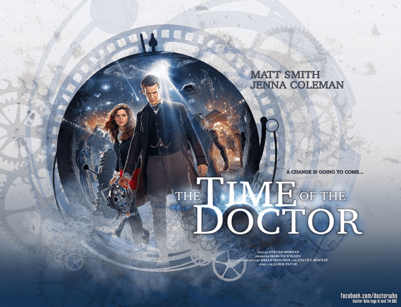Doctor Who - The Time Of The Doctor - Poster