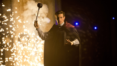 Doctor Who - The Time Of The Doctor - Matt Smith 1