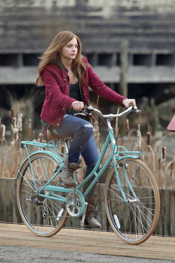 If I Stay - Behind The Scene - Chloë Moretz